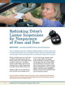 Rethinking Driver's License Suspensions for Nonpayment of Fines and Fees