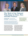 The Work of the National Task Force on Fines, Fees and Bail Practices